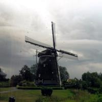 Мельница в Голландии