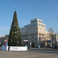Донецк перед Новым годом