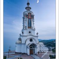 Малореченское, Маяк Храм Николая