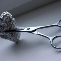 ножниц и сердце