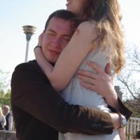 Хочу обнимать тебя всегда!