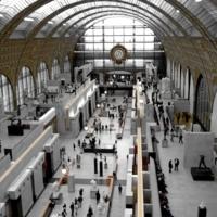 Музей d'Orsay. Париж.