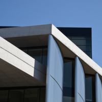 Фрагмент нового здания