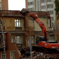 На руинах будет новый дом