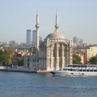 Мечеть Ортакой. Стамбул