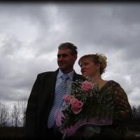 Мы поженились, став одной семьёю