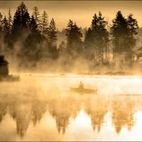 Рыбак в нирване