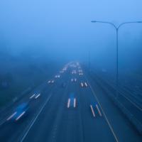 Бегущие в тумане