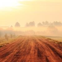 Туманною дорогою ........