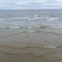 Белое море волнуется......