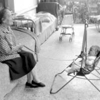 бабушка и правнук