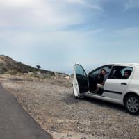 по дороге к Ливийскому морю