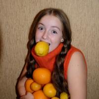 обажаю фрукты)