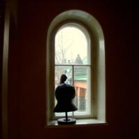 Вид из окна замка