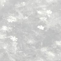 а снег белый и пушистый