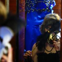 Автопортрет с маской