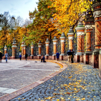 Питерская осень.