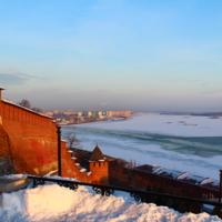 Нижний Новгород называется он...