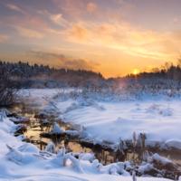 Сказочная зима