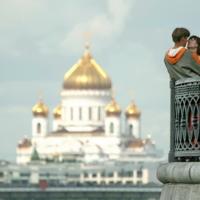 С любовью из Москвы