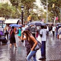 А без зонтика веселей...