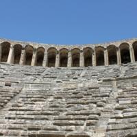 старинные арки, старого города