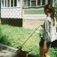 go to walk!
