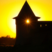 Башня закатного солнца