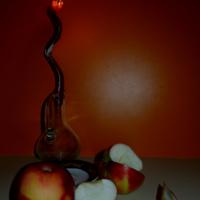 Яблочный жар
