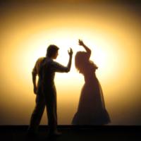 Танец с тенью