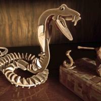 дервиш со змеями