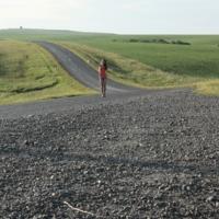 дорога на Алтае...