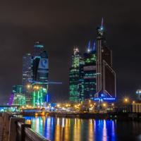 Цвет ночного города