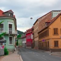 Разноцветная улица