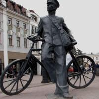 """Печкин"" начала прошлого века."