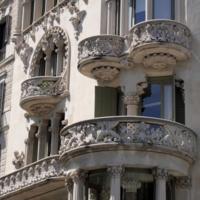 Балкончики Барселоны