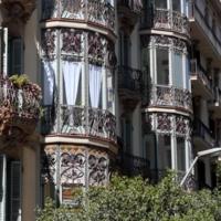 Ажурность балконов
