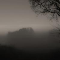 Туман вокруг всё поглотил....