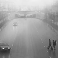 """""""Город в тумане"""""""