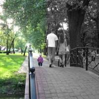 Ребенок-луч света каждой пары