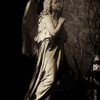 Ангел в тишине.