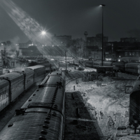 Москва-товарная
