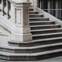 Фрагмент лестницы