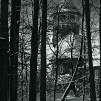 Пожарная башня.