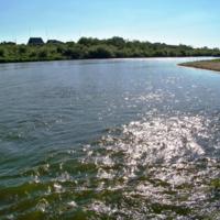 На реке Миасс