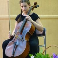 Портрет виолончелистки