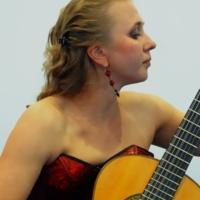 Гитаристка Екатерина
