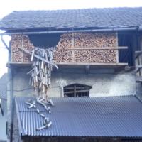 старая крыша