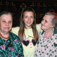 прабабушки