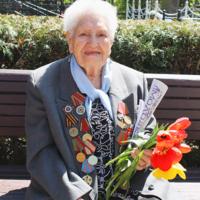 Анна Федоровна, 96 лет